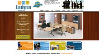 Cunningham Business Interiors