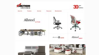 Action Office Interiors