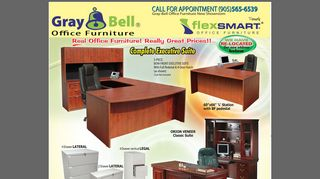Gray Bell Office Furniture