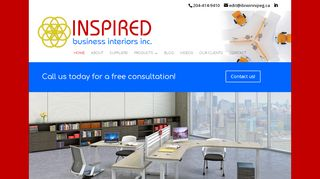 Inspired Business Interiors