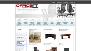 Office Furniture 4U