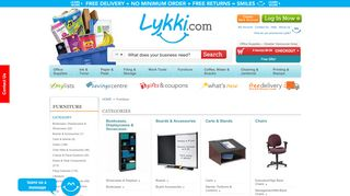 Lykki Office Furniture