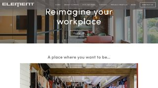 ELEMENT Integrated Workplace