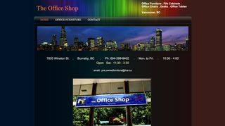 Used Office Furniture Vancouver