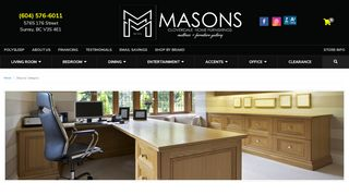 Mason's Office Furniture