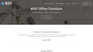 MAP Business Furniture