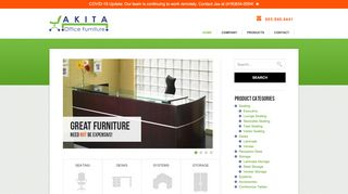 Akita Office Furniture